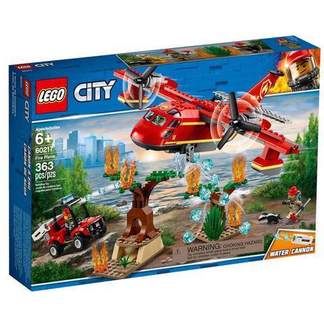 Imagem de Lego City - Avião de Combate ao Fogo - 60217 Original Novo