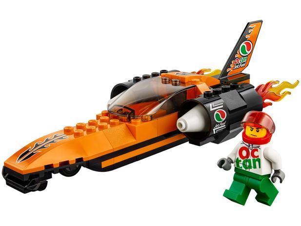 Imagem de LEGO City Batedor de Recordes de Velocidade