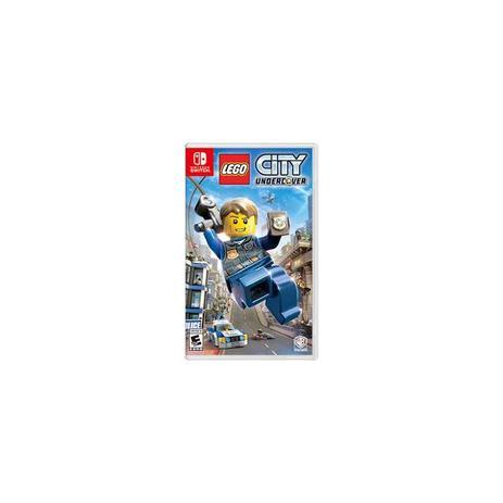 Imagem de Lego City Undercover - Switch