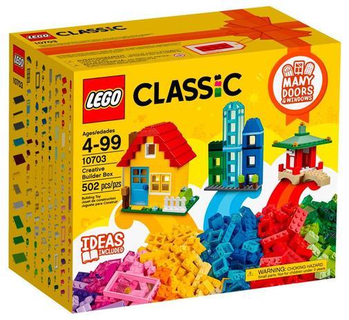 Imagem de LEGO Classic - Caixa Criativa de Construção - 10703