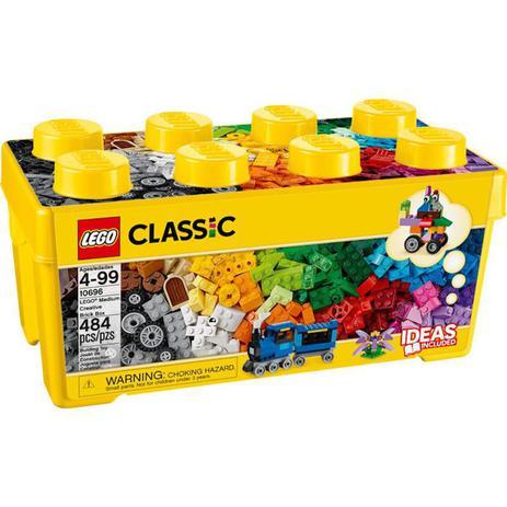 Imagem de Lego Classic - Caixa Média de Peças Criativas - 10696