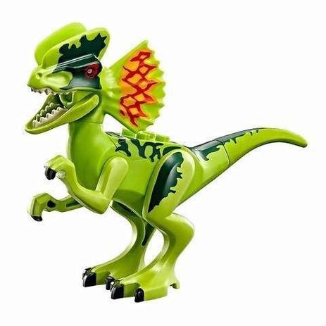 Imagem de Lego Dinossauros Jurassic World Dilofossauro