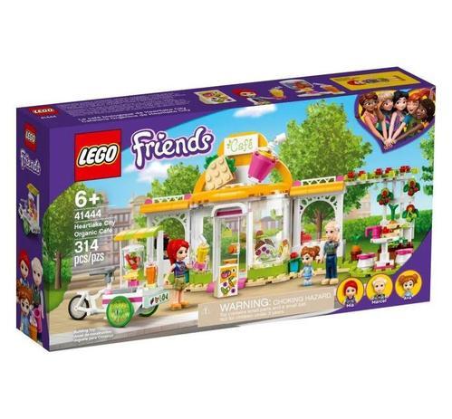 Imagem de LEGO Friends Café Orgânico de Heartlake City 41444