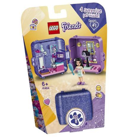 Imagem de LEGO Friends - Cubo de Brincar da Emma - 41404