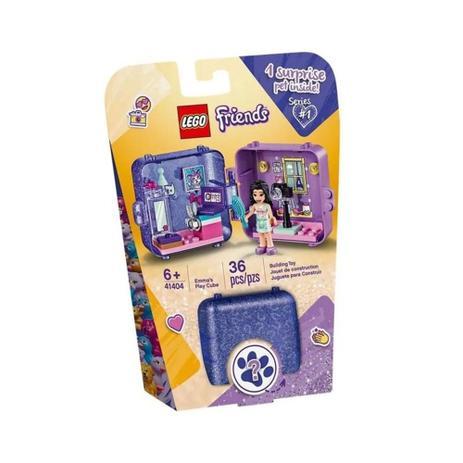 Imagem de LEGO Friends - Cubo de Brincar da Emma- Ref.41404