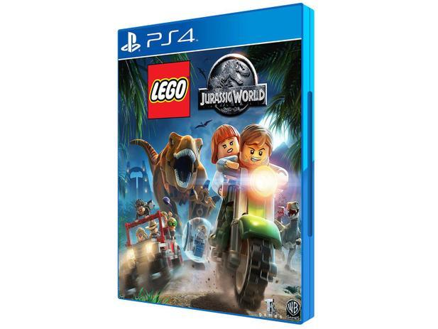 Lego Jurassic World para PS4 - Warner