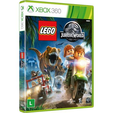 Imagem de Lego Jurassic World - Xbox-360