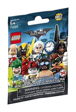 Imagem de Lego Minifiguras Lego Batman: O Filme Serie 2