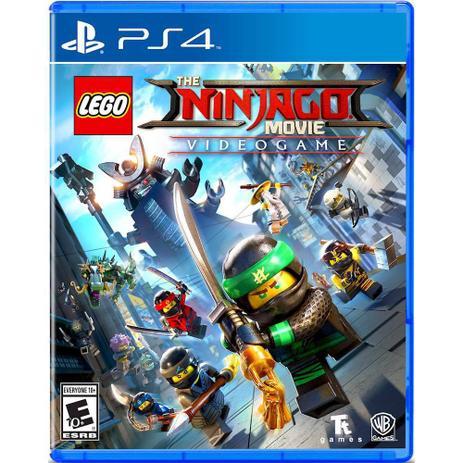 Imagem de Lego Ninjago Movie Video Game - ps4