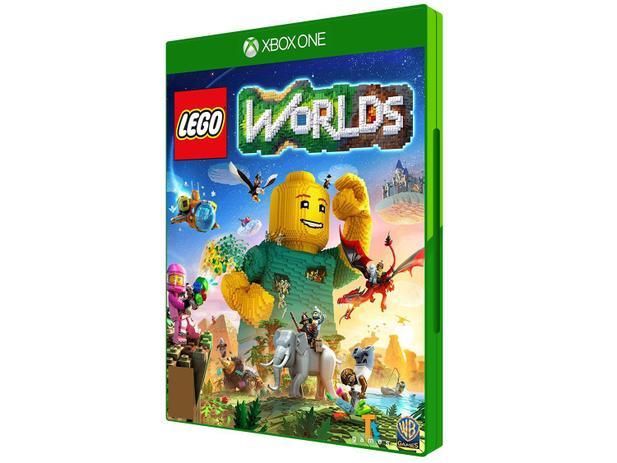 Imagem de LEGO Worlds para Xbox One