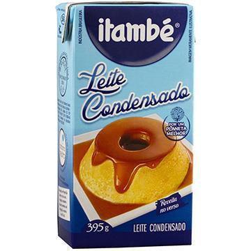 Imagem de Leite Condensado Itambe Tetra Pack 395g - Embalagem c/ 27 unidades