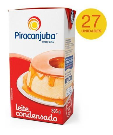 Imagem de Leite condensado piracanjuba 395g 27un