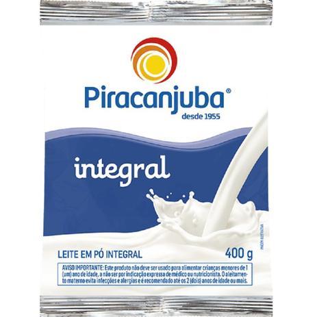 Imagem de Leite em Po Integral 400g Piracanjuba