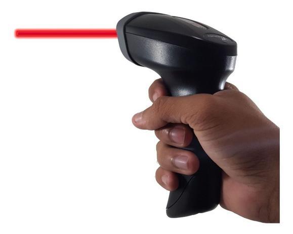 Imagem de Leitor De Código De Barras Sem Fio Wireless Usb W-289