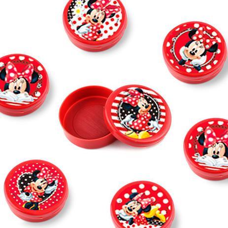Imagem de Lembrancinha Mini Latinha Minnie Vermelha 10 unidades
