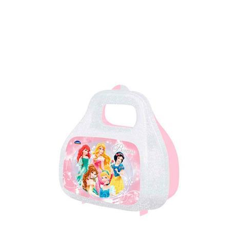 06a83b654e Lembrancinha Mini Maleta com Alça Princesas Disney Plasútil ...