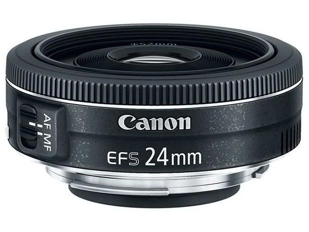 Imagem de Lente Canon EF-S24mm STM