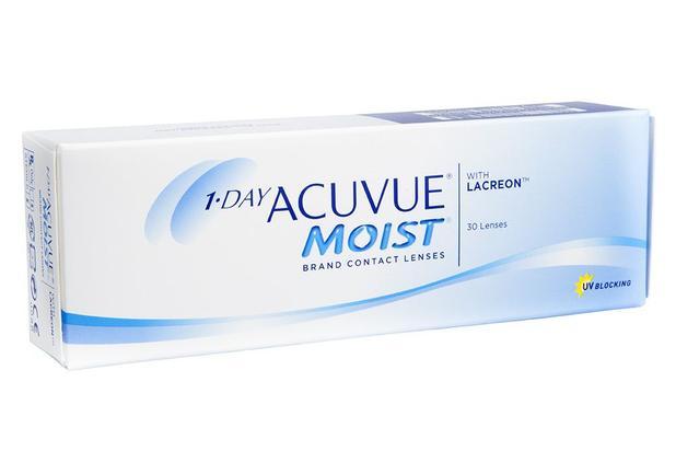 Lente de contato 1-day Acuvue Moist - - Outros Beleza e Saúde ... d0baea38fd