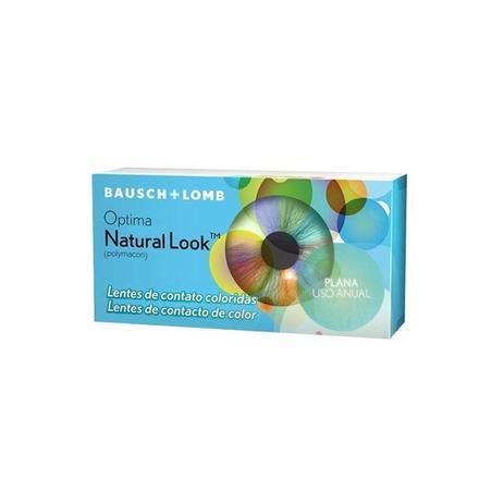 1de08b32a3fc9 Lentes de contato natural look sem grau - Bausch lomb - Lentes de ...