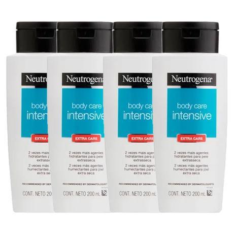 Imagem de Leve 4 Pague 3 Hidratantes Corporais Neutrogena Body Care Intensive