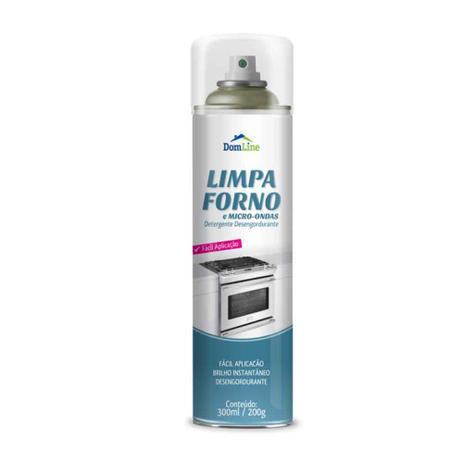 Imagem de Limpa Forno e Microondas Aerosol - 300ml - DomLine