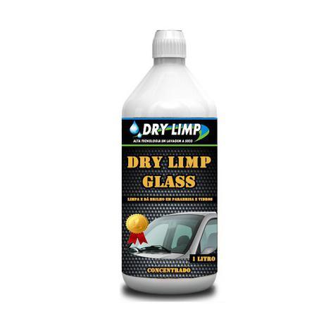 Imagem de Limpa Vidros, Box, Blindex, Aquario, Janela- 1 Litro - Dry Limp