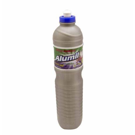 Imagem de Limpador aluminio 500ml limao alumil / un / start