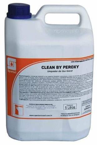 Imagem de Limpador Concentrado Uso Geral Clean By Peroxy 5 Litros