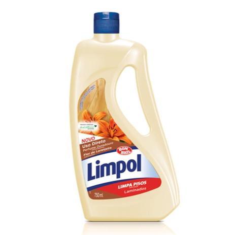 Imagem de Limpador para Pisos Laminados 750ml 1 UN Limpol