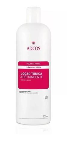 Imagem de limpeza facial Tonico Adstringente Adcos 500ml