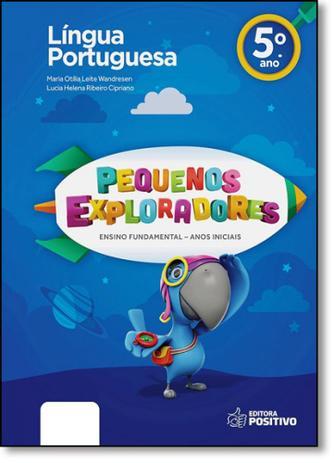 Imagem de Língua Portuguesa: Ensino Fundamental - 5º Ano - Coleção Pequenos Exploradores