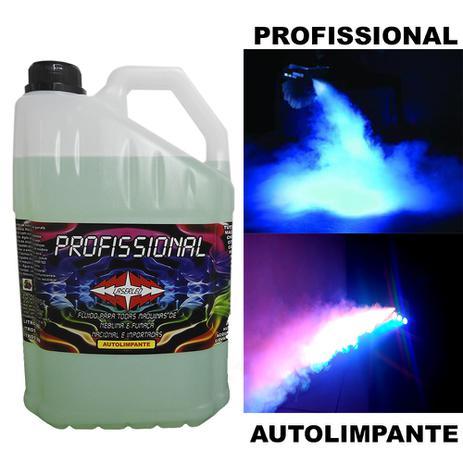 Imagem de Líquido Fluído Profissional Especial Galão Máquina Fumaça 5L