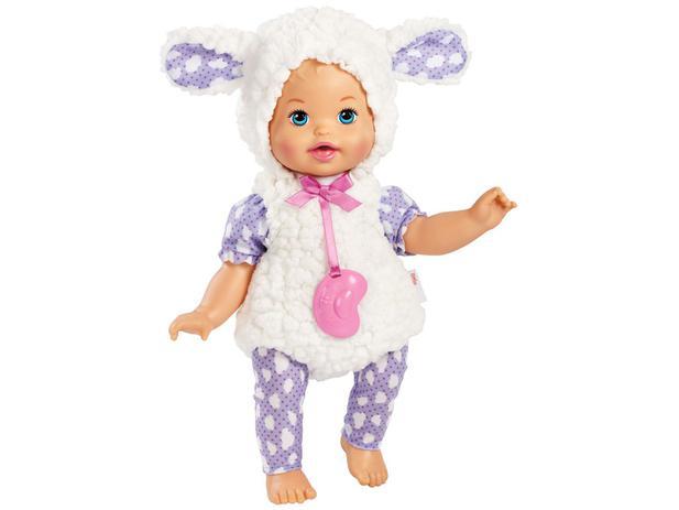 Little Mommy Fantasias Fofinhas - Cordeirinho - Mattel