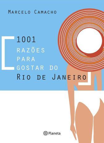 Imagem de Livro - 1001 razões para gostar do Rio de Janeiro