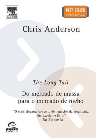 Imagem de Livro - A cauda longa
