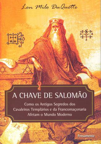 Imagem de Livro - A Chave de Salomão