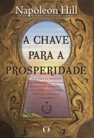 Imagem de Livro - A chave para a prosperidade