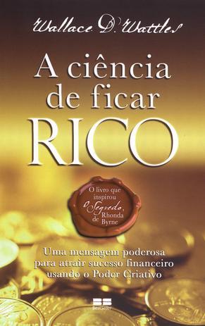 Imagem de Livro - A ciência de ficar rico