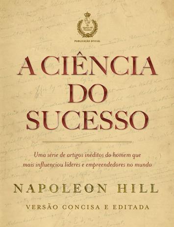 Imagem de Livro - A ciência do sucesso - LIVRO DE BOLSO