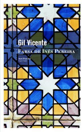 Imagem de Livro - A Farsa de Inês Pereira