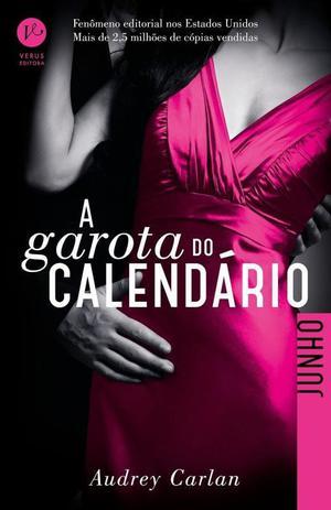 Imagem de Livro - A garota do calendário: Junho