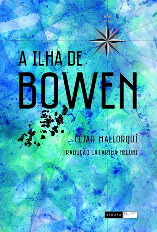 Imagem de Livro - A ilha de Bowen