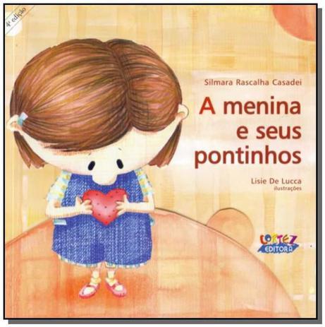Imagem de Livro - A menina e seus pontinhos