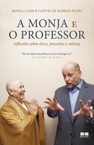 Imagem de Livro - A monja e o professor