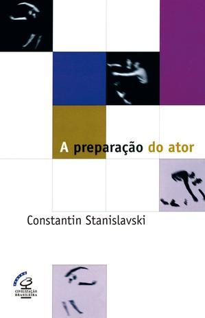 Imagem de Livro - A preparação do ator