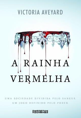 Imagem de Livro - A rainha vermelha