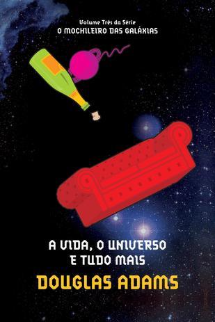 Imagem de Livro - A vida, o universo e tudo mais