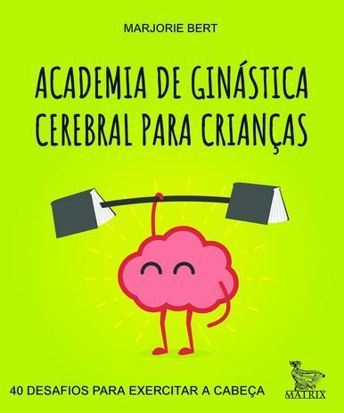 Imagem de Livro - Academia de ginástica cerebral para crianças