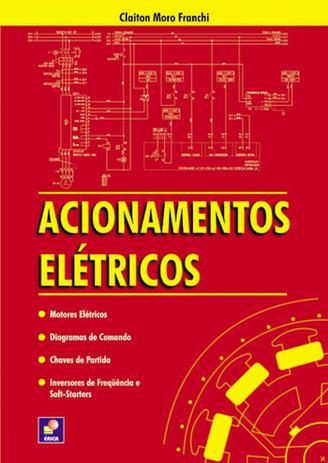 Imagem de Livro - Acionamentos elétricos
