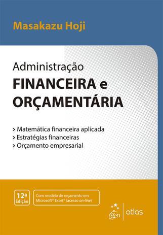 Imagem de Livro - Administração Financeira E Orçamentária